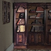 Parker House Huntington 22 Inch Bookcase