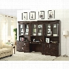 Parker House Stanford 6 Piece Lateral File Wall Unit