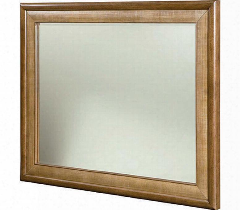 American Drew Grov E Point Landscape Mirror