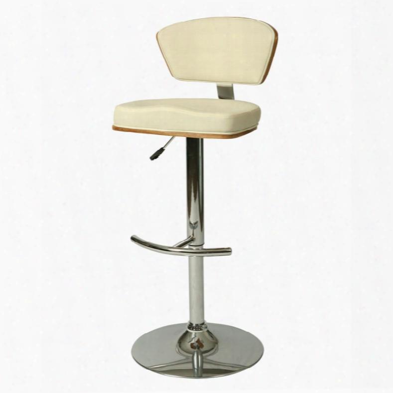Pastel Utimate Hydraulic Barstool - Set Of 2