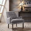 Madison Park Taylor Accent Chair in Blakely Glacier Valley