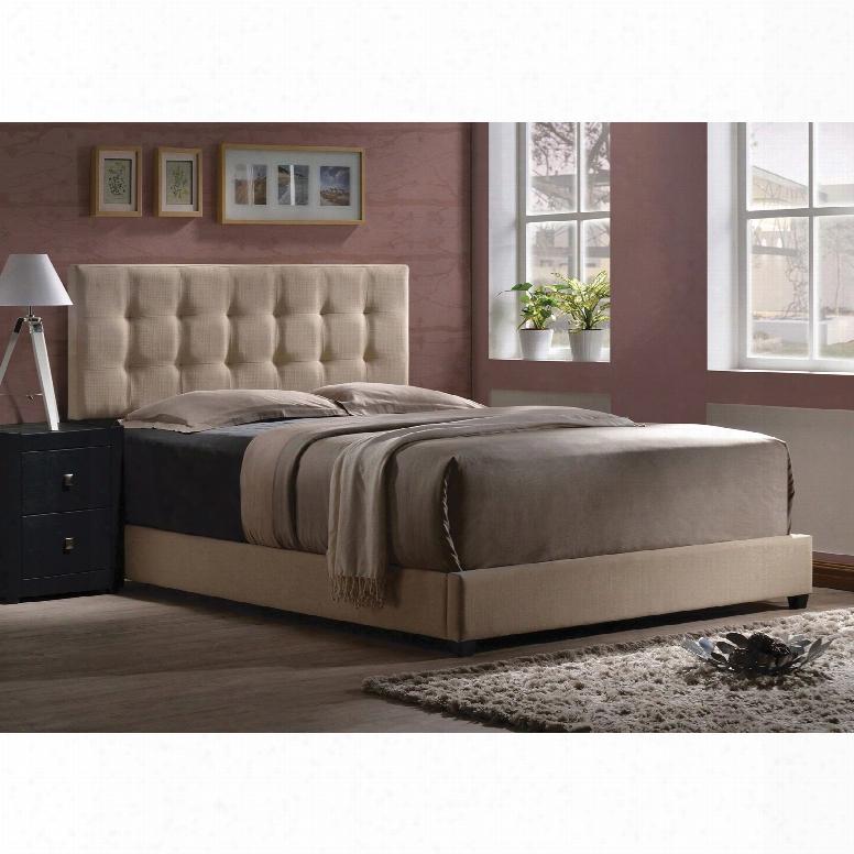 Hillsdale Furniture Duggan Upholstered Bed Full Size