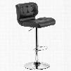 Zuo Modern Formula Bar Chair in Black