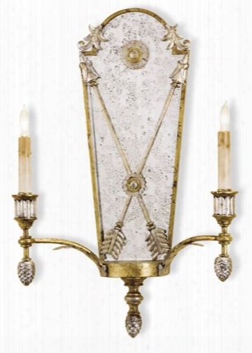 Currey & Company Napoli Wall Sconce - Large