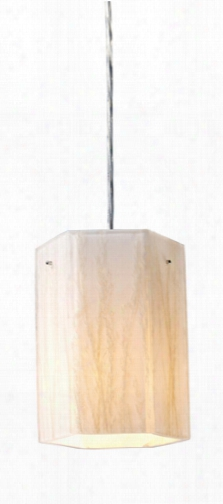 Elk Modern Organics 1-light Pendant
