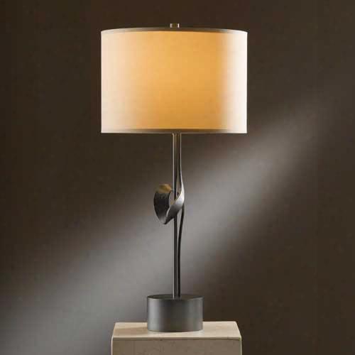 Hubbardton Forge Gallery Twist Table Lamp