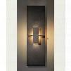 Hubbardton Forge Aperture Vertical 1-Light Sconce - ADA