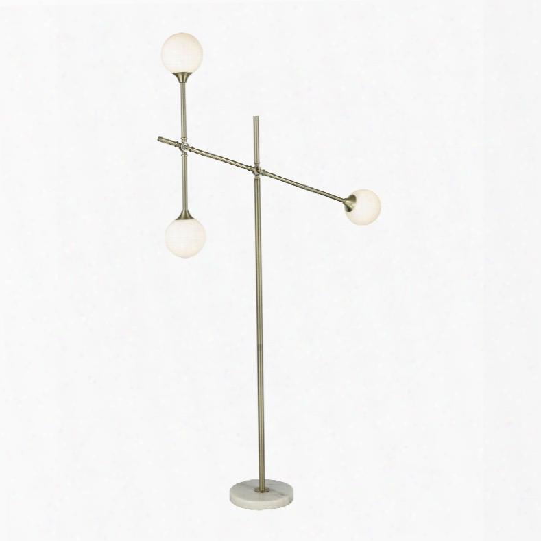 Dimond Lighting Trousedale 3-light Floor Lamp