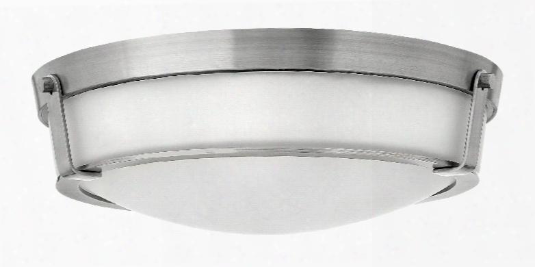 Hinkley Lighting Hathaway 4-light Foyer Flsuh-mount