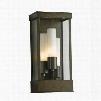 Hubbardton Forge Portico 8 Inch Outdoor Light in Mahogany
