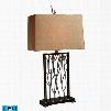 Dimond Belvior Park Iron LED Table Lamp