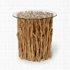 Palecek Driftwood Bundle Stick Side Table Base