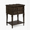 ART Furniture Morrissey Kirke Leg Nightstand in Thistle