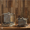 Uttermost Slate Cube Boxes Set of 2