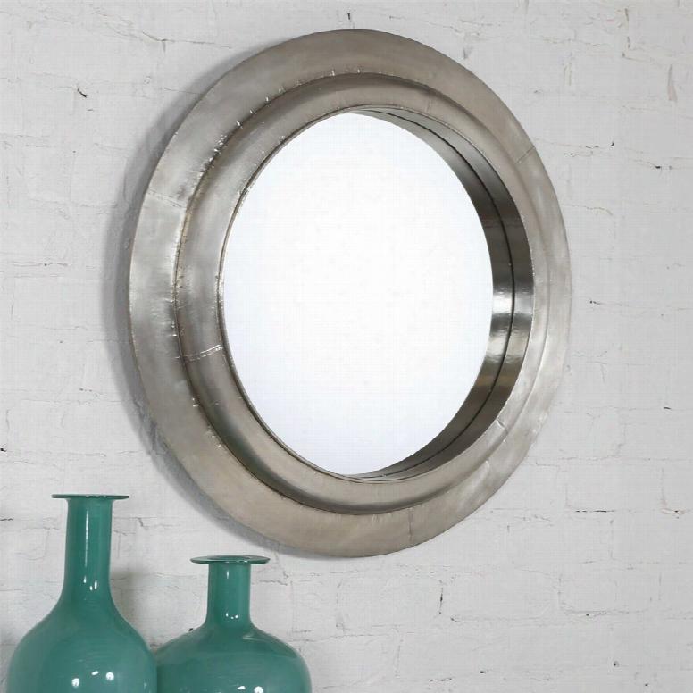 Uttermost Matteo Round Mirror