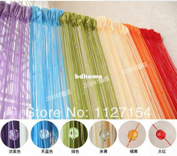 300*300cm Acrylic Beaded String Curtain Doorr Screen Divider Window Blind Drape Wedding Drapery Room Divider