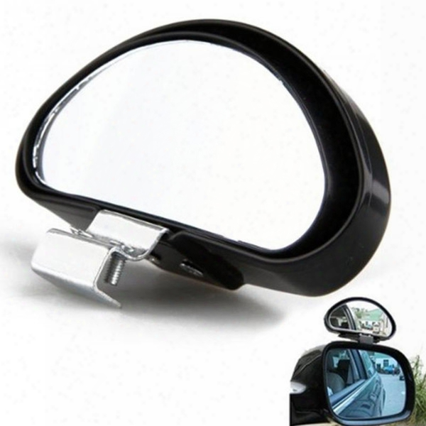 Car-styling Universal Car Blind Spot Mirror, Large View Car Rear View Mirror, A Djustable Car Side Blind Spot Mirror