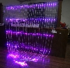 Up and down waterfall lights Wedding background light curtain LED Fairy Christmas lamp festival lamp 6M*3M led running waterfall lights