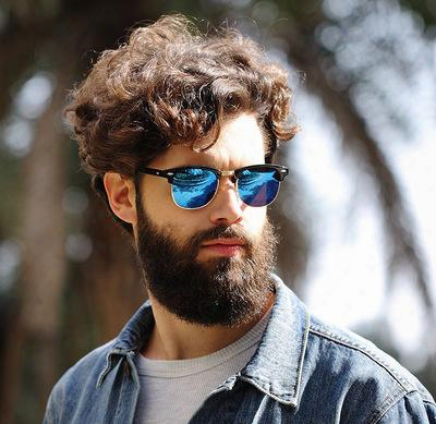 Whho Cutie Hot Square Rays Sunglasses Men Women Bans Half Frame Brand Designer Inspired Hot Retro Classic Club Master Sun Glasses Shades Om39