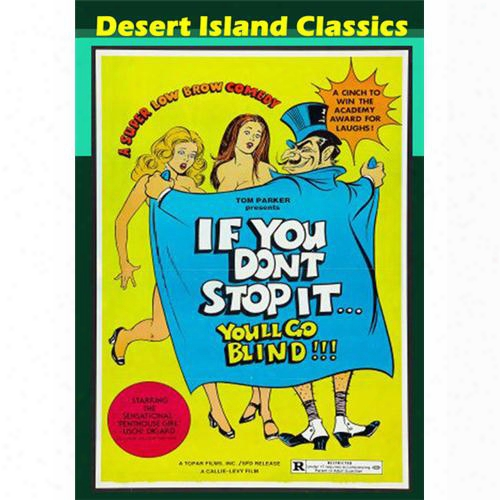 If You Dont Stop It, Youll Go Blind Dvd Movie 1975