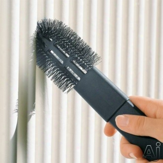 Miele 09223430 Shb20 Crevice Tool And Blind Brush