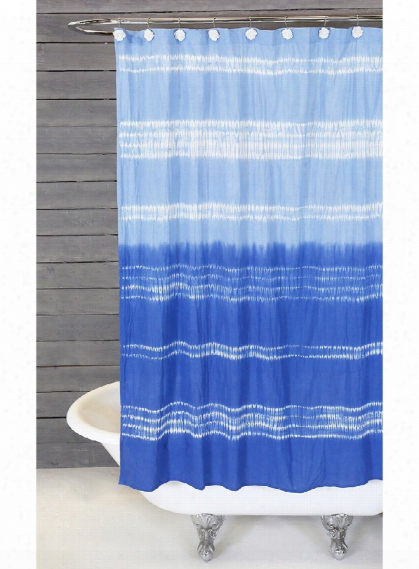 Shaya Shower Curtain Design By Pom Pom At Home