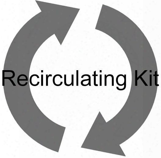 Cfk3 Charcoal Filter Recirculating Ikt For