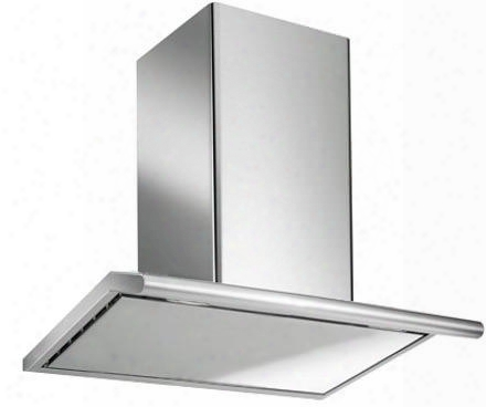"Wl24capri 24"" Capri Esries Range Hood With 940 Cfm 4-speed Electronic Controls Delayed Shut-off Filter Cleaning Reminder And In Stainless"