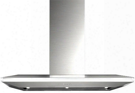 "Wl36solaris 36"" Solaris Series Range Hood With 940 Cfm 4-speed Electronic Controls Delayed Shut-off Filter Cleaning Reminder And In Stainless"
