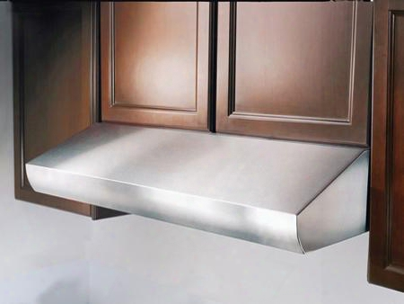 """Ch2748sqb 48"""" Canopy Pro-style Under Cabinet Range Hood With 800 Cfm Internal Blower Bright Halogen Lights Dishwasher Safe Filters 4.8 Sones Quietmode In"""
