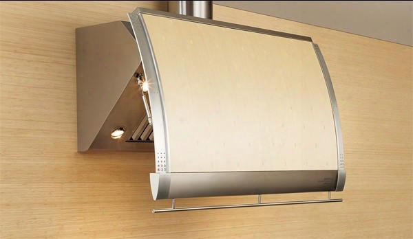 Csh-e42sx Shade Wall Hood With 3-speed Ventilation Touch Controls Stainless Steel Baffle Filters 4 Dual Level Halogen Lamps And Retractable Canopy: 42 Inch