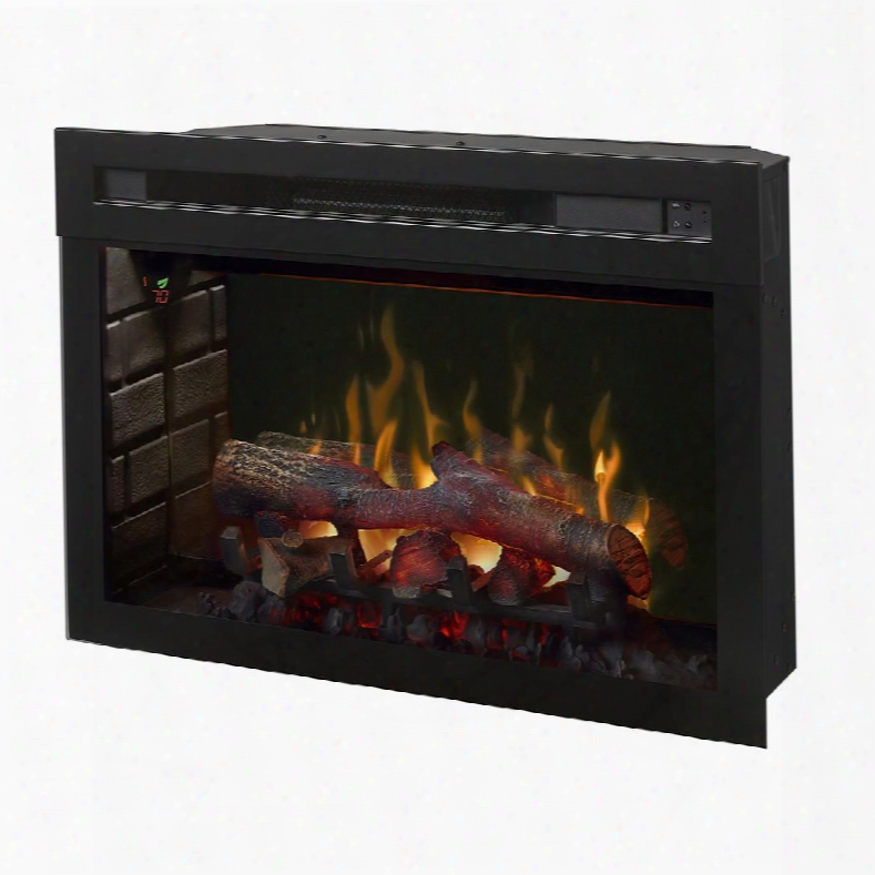 """Pf2325hl 25"""" Multi-fire Xd Electric Firebox With Realogs On Screen Display And Multi-function"""