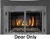 I3DZWI Zen Modern Door With Operable Double Doors In Wrought