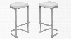 BS-DEMI W2 Demi Contemporary Barstool - Set Of 2 in