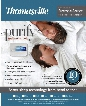 SAPURIFYTV1TXL Twin XL Thomasville Purify Mattress Protector White