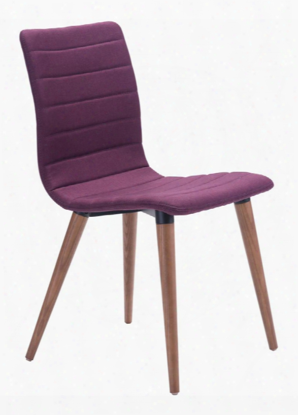 "100275 Jericho 34"" Dining Chair With Wood Legs And Upholstered Seat And Back In"