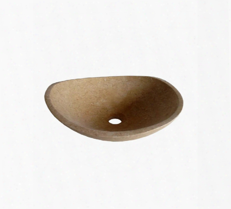 Za-308 Stone Vessel Bowl In