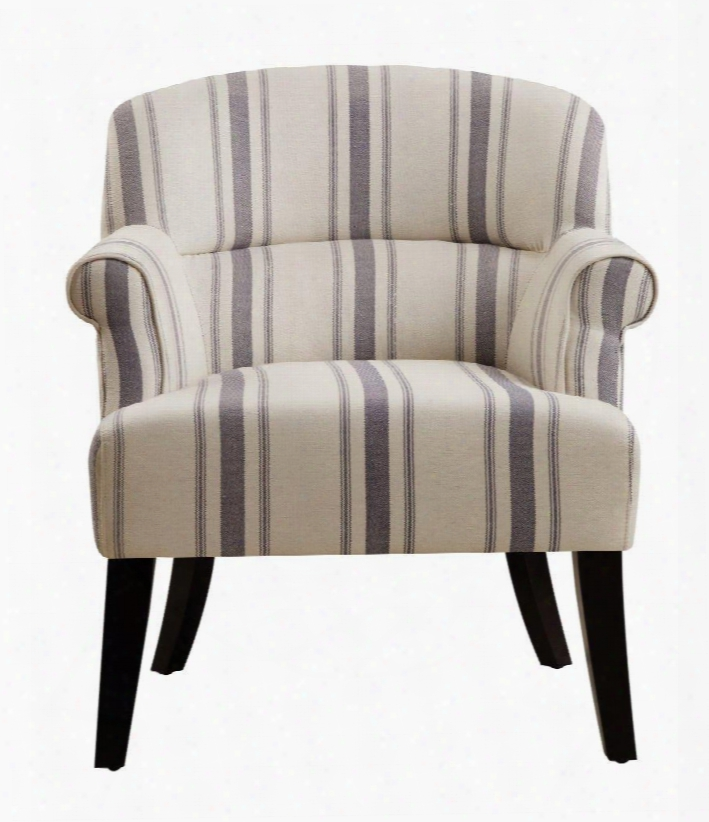 Ds-2524-900-384 Upholstery Arm Chair Cambrige Seaside In Multi