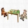 TD-11324S2 Fantasy Fields - Happy Farm Table & Set of 2
