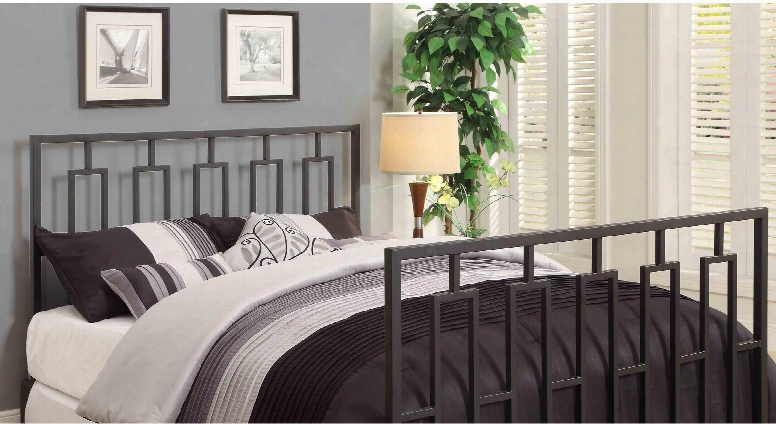I 2616q Headboard For Queen Or Full Size Beds In Black (can Be Used As A