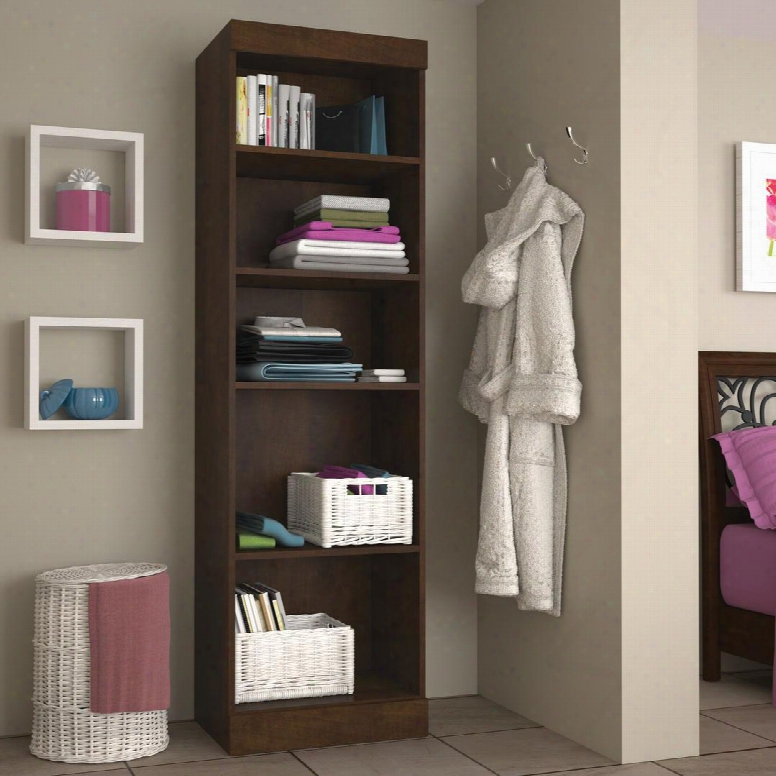 26162-69 Pur 83.7&quo T; Taall Storage Unit Including 5 Shelves 2 Fixed And 3 Adjustable In