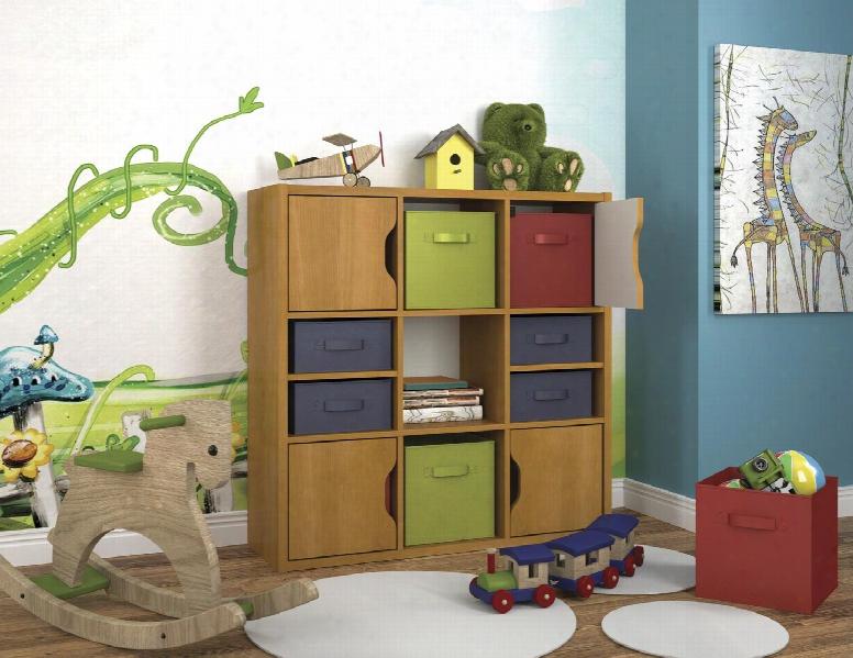 65602-68 Bestar Generation Bookcase In Cappuccino