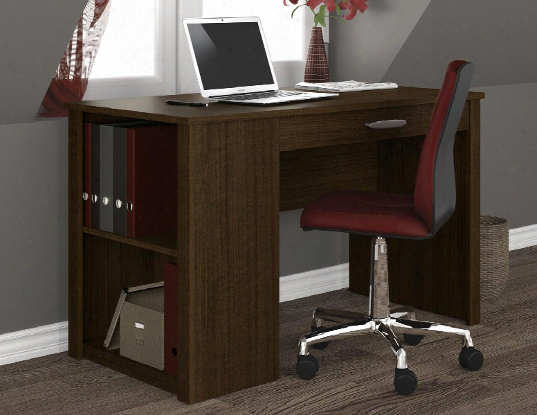 90401-1178 Acton Workstation With Storage Simple Pulls And Scratches Stains And Wear Resistant Surface In