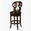 QLHR219249656 Hermosa 30 in. Bar Height Swivel Barstool in