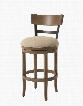 QLSS22522035336 Susan 30 in. Bar Height Swivel Barstool in