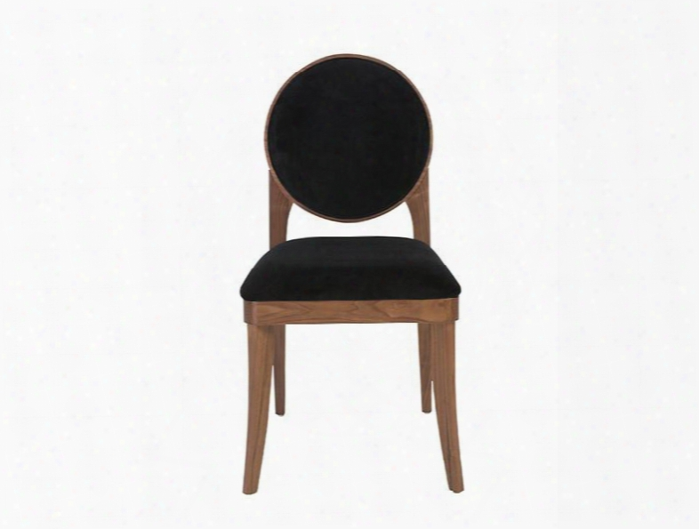 Set Of Two Halloe Side Chairs Design By Euro Style