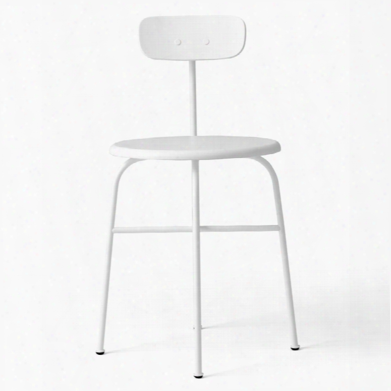 Afteroom Dining Chair In White Design By Menu