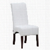 FMI10155-white Dinata Dining Chair