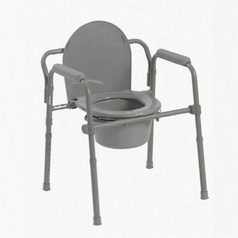 11148-1 Steel Folding Bedside