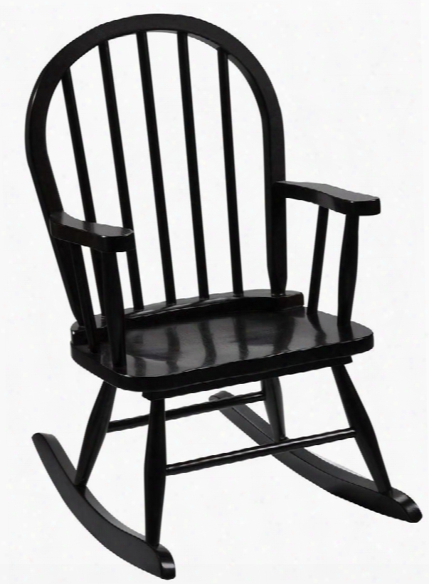 3600e Wind Sor Childrens Rocking Chair With Solid Wood Construction Smooth Armrests With Rounded Backrest And Beautiful Timeless Finish In